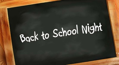 Back-to-School Night